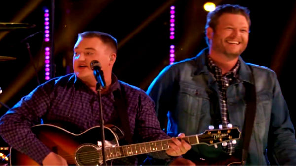 The voice Songs | Blake Shelton, Jake Worthington, Sisaundra Lewis and Audra McLaughlin - Put Some Drive In Your Country | Country Music Videos