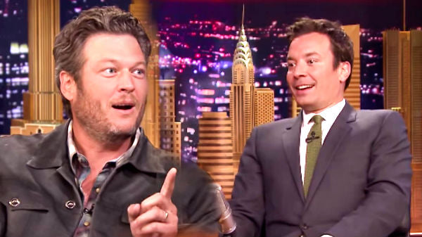 Blake shelton Songs | Blake Shelton Teaches Jimmy How to Treat His Truck | Country Music Videos