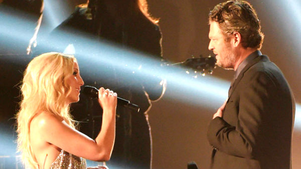 Blake shelton Songs | Blake Shelton and Ashley Monroe - Lonely Tonight (Live - CMA Awards 2014) (VIDEO) | Country Music Videos