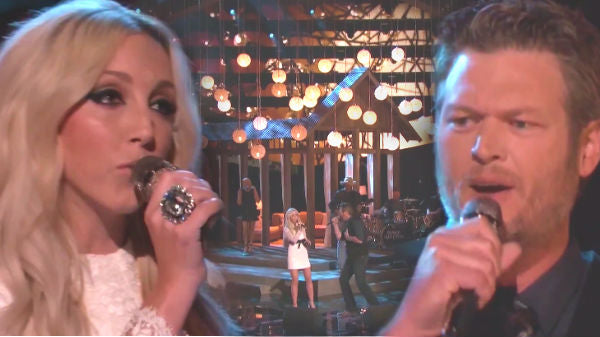 Blake shelton Songs | Blake Shelton and Ashley Monroe Perform