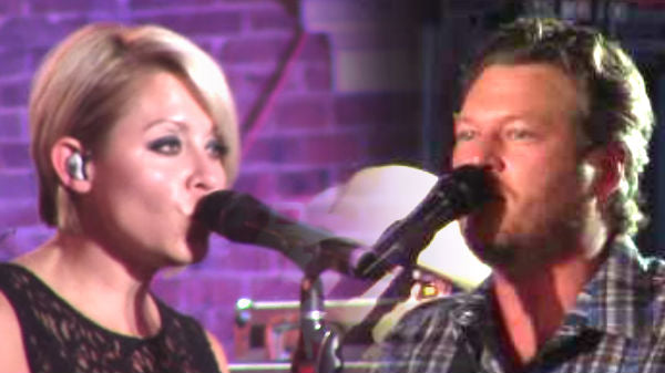 Blake shelton Songs | Blake Shelton - My Eyes (feat. Gwen Sebastian) (Live) (WATCH) | Country Music Videos