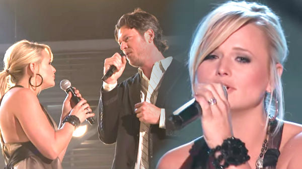Blake shelton Songs | Blake Shelton and Miranda Lambert - It Ain't Cool To Be Crazy About You (WATCH) | Country Music Videos