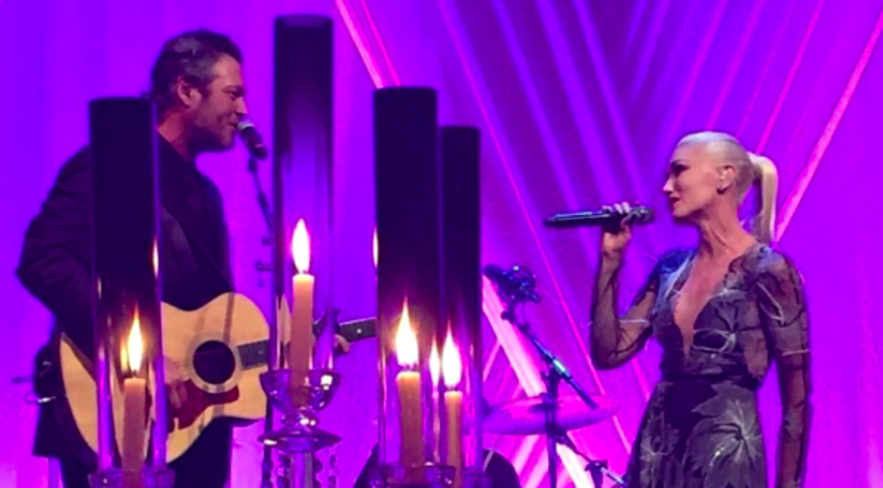 Blake shelton Songs | Gwen Stefani Invites Blake Shelton On Stage To Sing At President's Final State Dinner | Country Music Videos