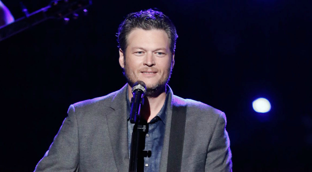 The voice Songs | Blake Shelton Rocks 'Voice' Stage With Song About Gwen Stefani | Country Music Videos