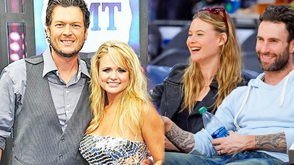 Miranda lambert Songs | Blake Shelton and Adam Levine Gush About Each Other's Wives (VIDEO) | Country Music Videos