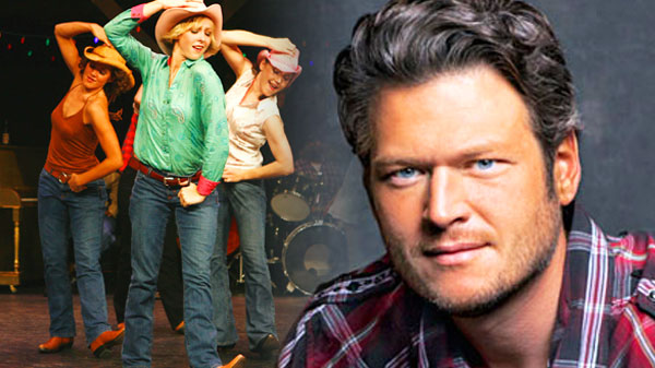 Blake shelton Songs | Amazingly Easy-To-Learn Line Dance For Blake Shelton's