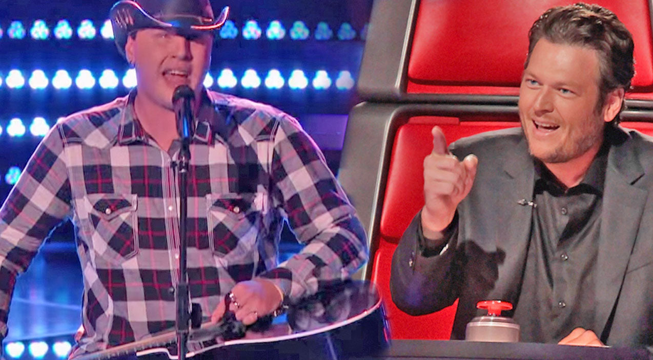 Blake shelton Songs | 'Blind Joe' Turns Heads (And Chairs) In Shocking Country Performance | Country Music Videos