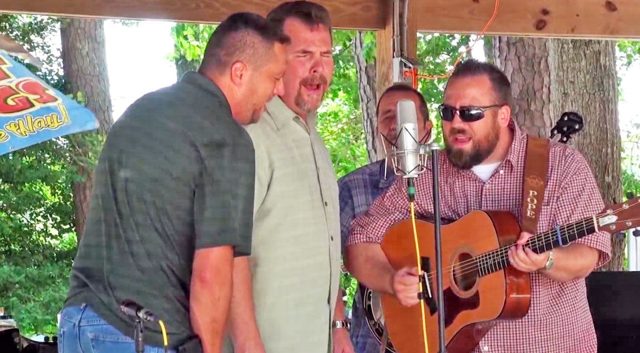 Bluegrass Songs | Soulful Bluegrass Band's Rendition Of 'How Great Thou Art' Will Leave You Speechless | Country Music Videos
