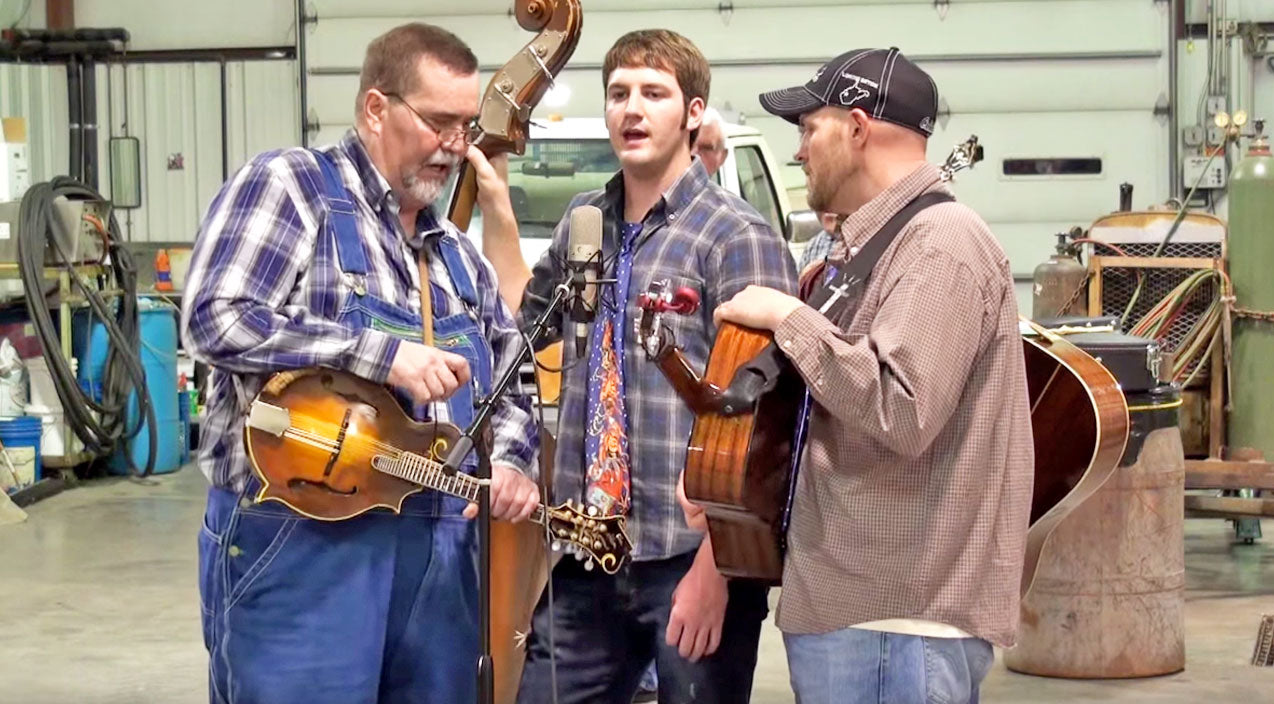 Bluegrass Songs | The Gospel Plowboys Perform The Most Beautiful Bluegrass Tribute (WATCH) | Country Music Videos