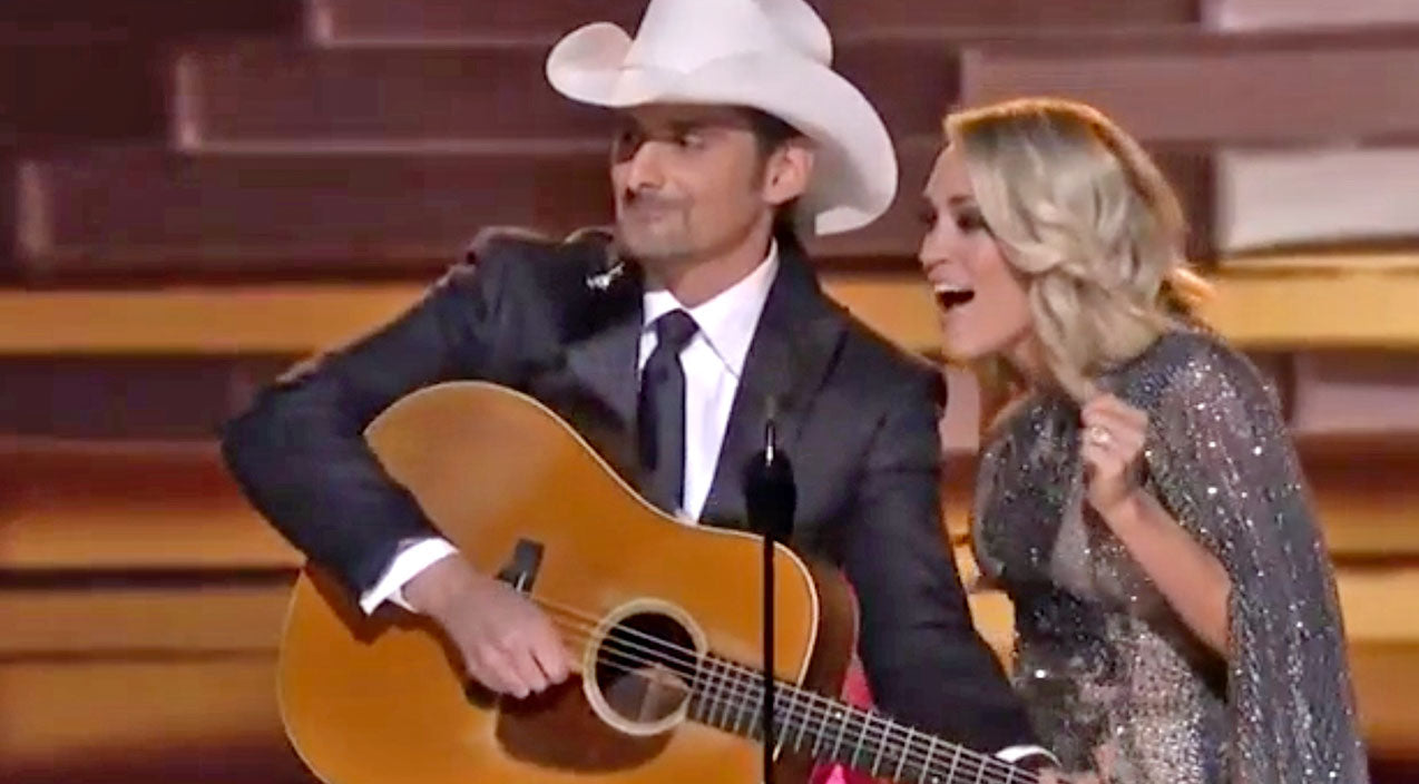 Modern country Songs | Brad & Carrie Poke Fun At Politics And Peyton Manning During Hilarious CMA Opener | Country Music Videos