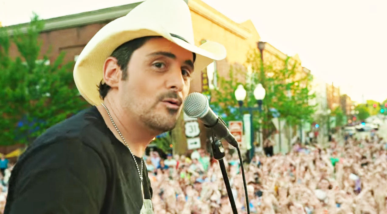 Brad paisley Songs | Dreamy, Southern Life Honored In Brad Paisley's Creative New Music Video | Country Music Videos