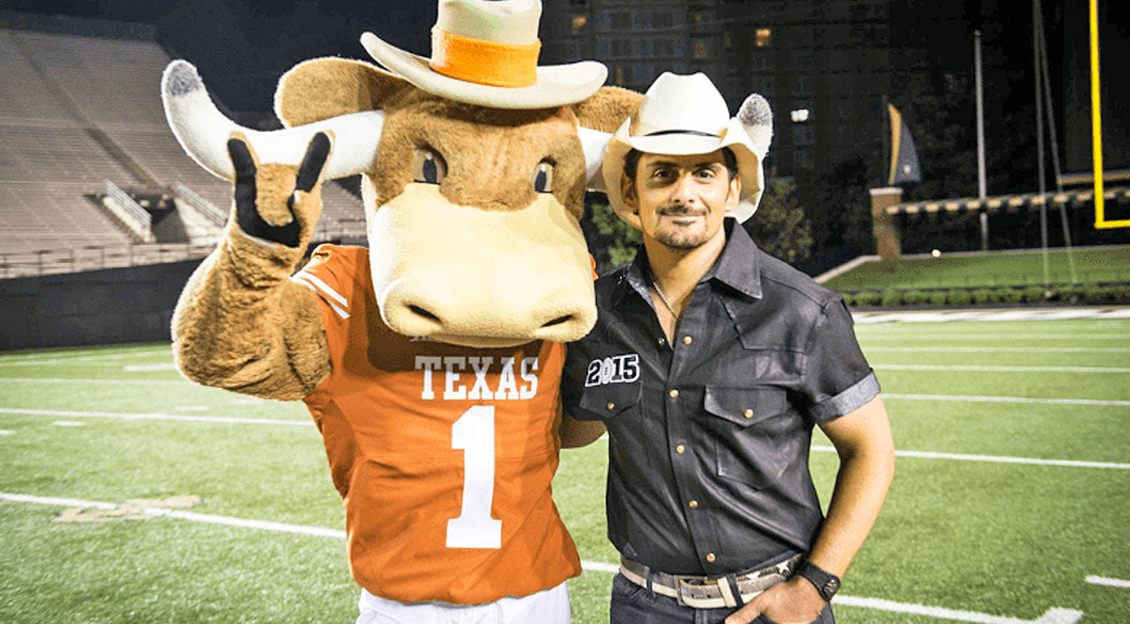 Brad paisley Songs | Celebrate College Football Season With Brad Paisley's New, Trending Video | Country Music Videos