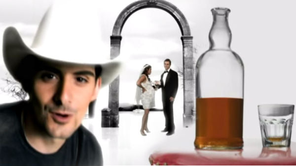 Brad paisley Songs | Brad Paisley - Alcohol | Country Music Videos