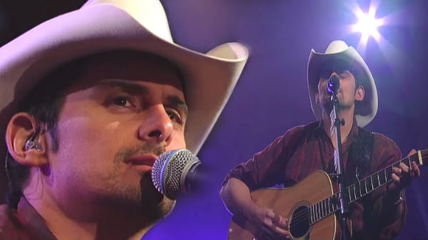Brad paisley Songs | Brad Paisley - Anything Like Me (Live On Letterman) | Country Music Videos