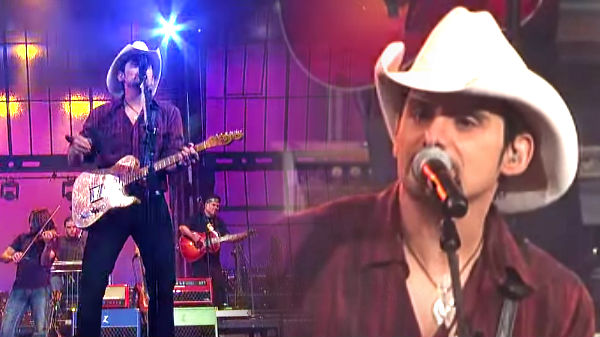 Brad paisley Songs | Brad Paisley - Catch All The Fish (Live on Letterman) | Country Music Videos