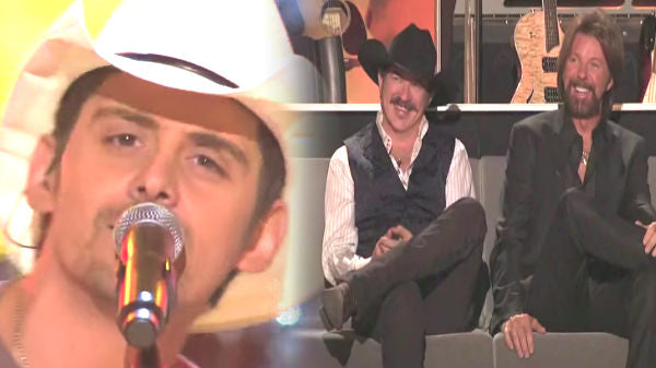 Brooks and dunn Songs | Brad Paisley - My Next Broken Heart (Brooks and Dunn ACM Last Rodeo Tribute) (VIDEO) | Country Music Videos