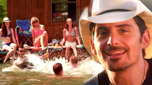 Brad paisley Songs | Brad Paisley - River Bank | Country Music Videos