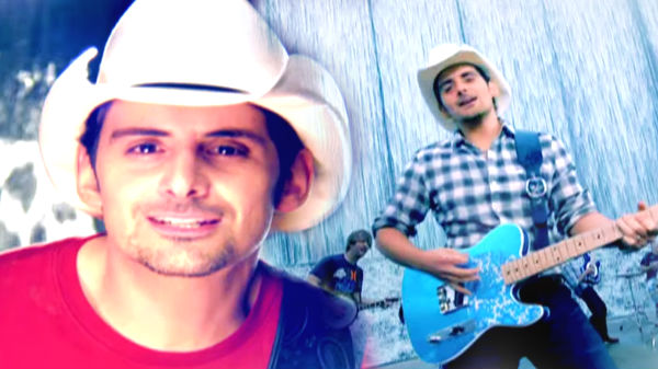 Brad paisley Songs | Brad Paisley - Water | Country Music Videos