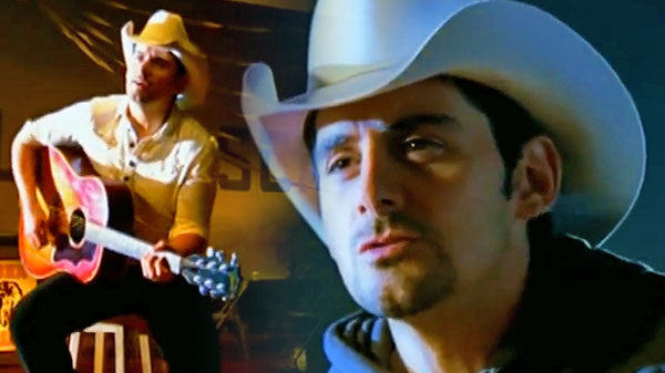 Brad paisley Songs | Brad Paisley - Letter To Me | Country Music Videos