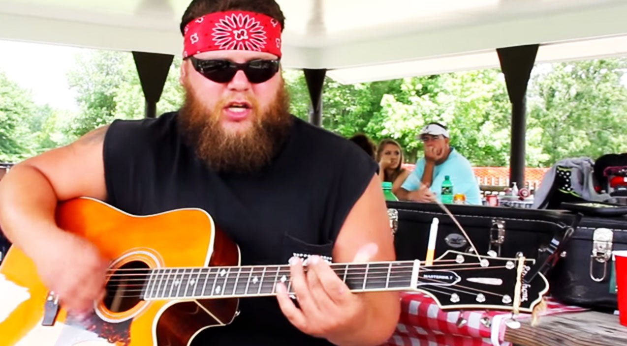 Montgomery gentry Songs | Watch This Bearded Guitarist Drop Jaws With A Full-Throttle 'Hillbilly Shoes' Cover | Country Music Videos