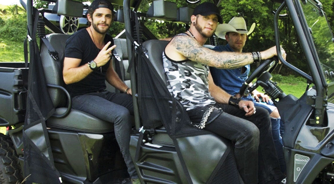 Modern country Songs | Brantley Gilbert's New Year's Plans Will Make Every Country Boy And Girl Jealous | Country Music Videos