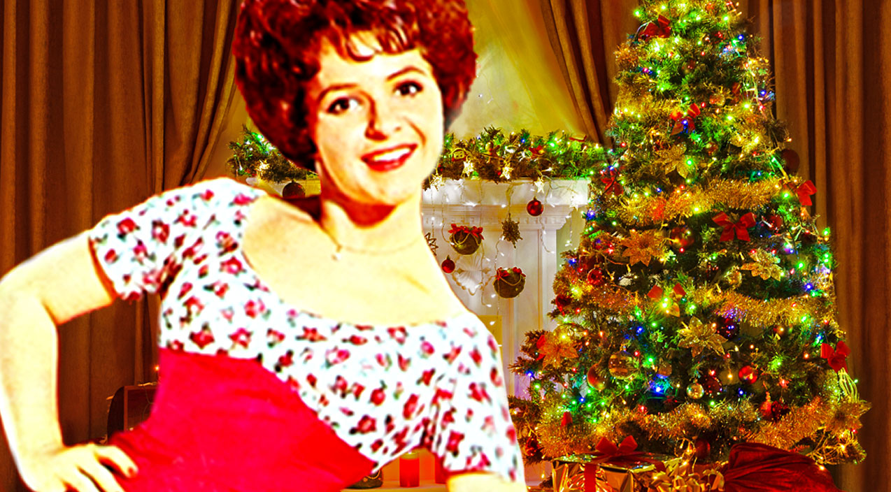 Classic country Songs | Get In The Christmas Spirit With Brenda Lee's 'Rockin Around The Christmas Tree' | Country Music Videos