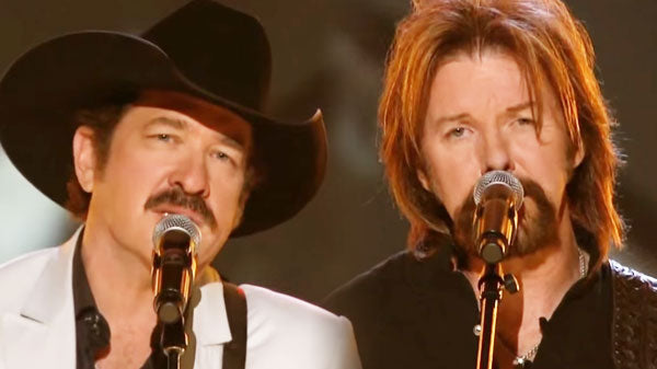 Brooks and Dunn - This Is Where The Cowboy Rides Away (HD) | Country Music Videos