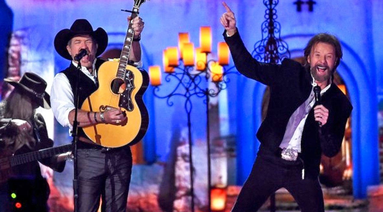 Reba mcentire Songs | Brooks And Dunn Are Reunited At The ACM Awards (Finally!) (VIDEO) | Country Music Videos