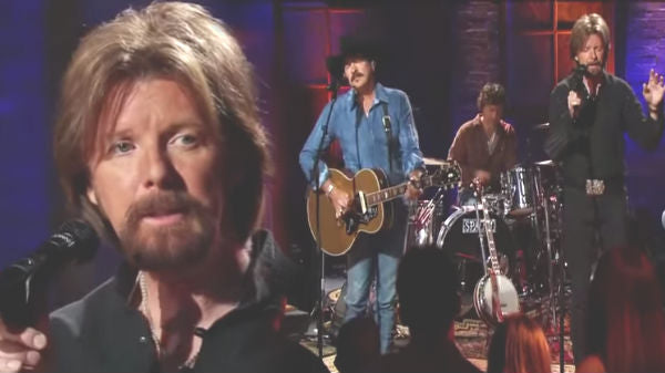 Brooks And Dunn - Believe (Live)