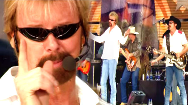 Brooks and dunn Songs   Brooks And Dunn - Only in America (Live At Farm Aid 2003)   Country Music Videos