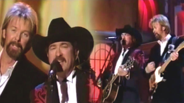 Brooks and dunn Songs | Brooks & Dunn - It Won't Be Christmas Without You (Christmas In Washington 2002 Live) | Country Music Videos