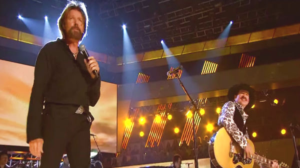 Brooks and dunn Songs | Brooks & Dunn - My Maria (The 45th Annual of Country Music Awards Live) | Country Music Videos