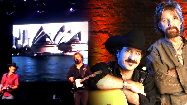 Brooks and dunn Songs | Brooks and Dunn - Proud of the House We Built (Live) (VIDEO) | Country Music Videos