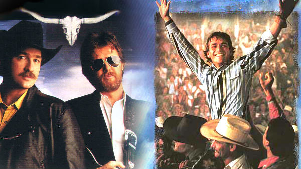 Brooks and dunn Songs | Brooks and Dunn - Ride 'Em High, Ride 'Em Low (8 Seconds Soundtrack) | Country Music Videos