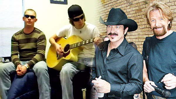 Brooks and dunn Songs | Sunglasses At Night Band Does Acoustic Cover of Brooks & Dunn's