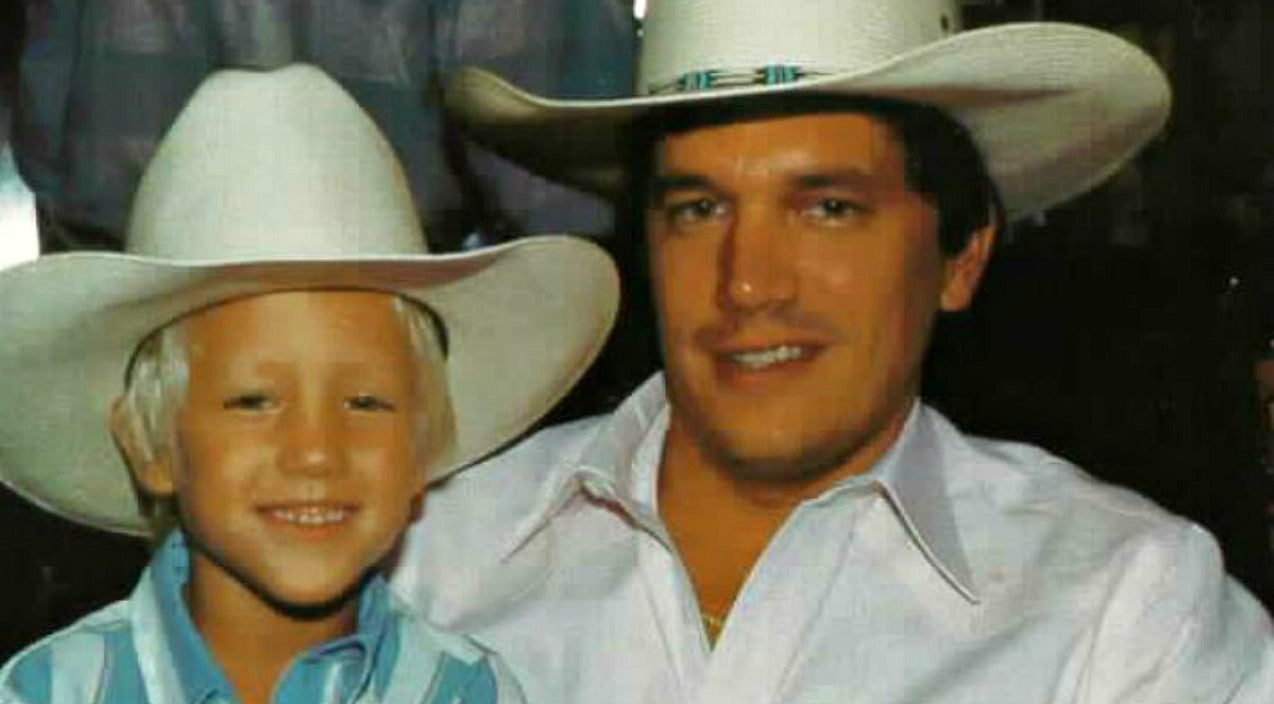 George strait Songs | George Strait's Son Sings 'Heartland' At Age 10 | Country Music Videos