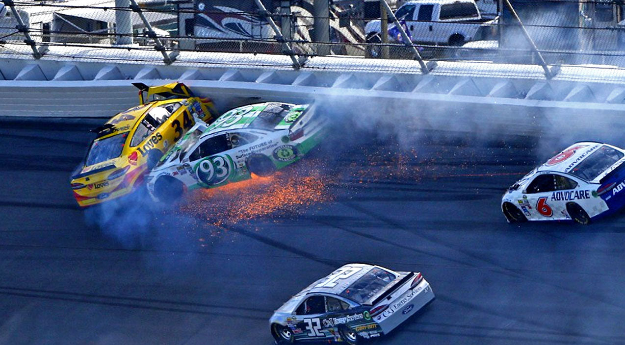 Nascar Songs | Driver 'Sick & Tired' Of Racing After Talladega Slaughtered His Car | Country Music Videos