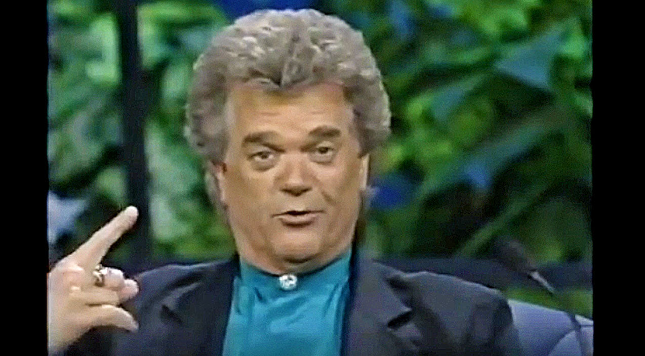 Conway twitty Songs | Conway Twitty Reveals The Secret Behind His Iconic Curly Hair In Rare Interview | Country Music Videos