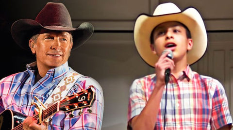 George strait Songs | Little Cowboy Will Make Your Heart Soar With Impressive