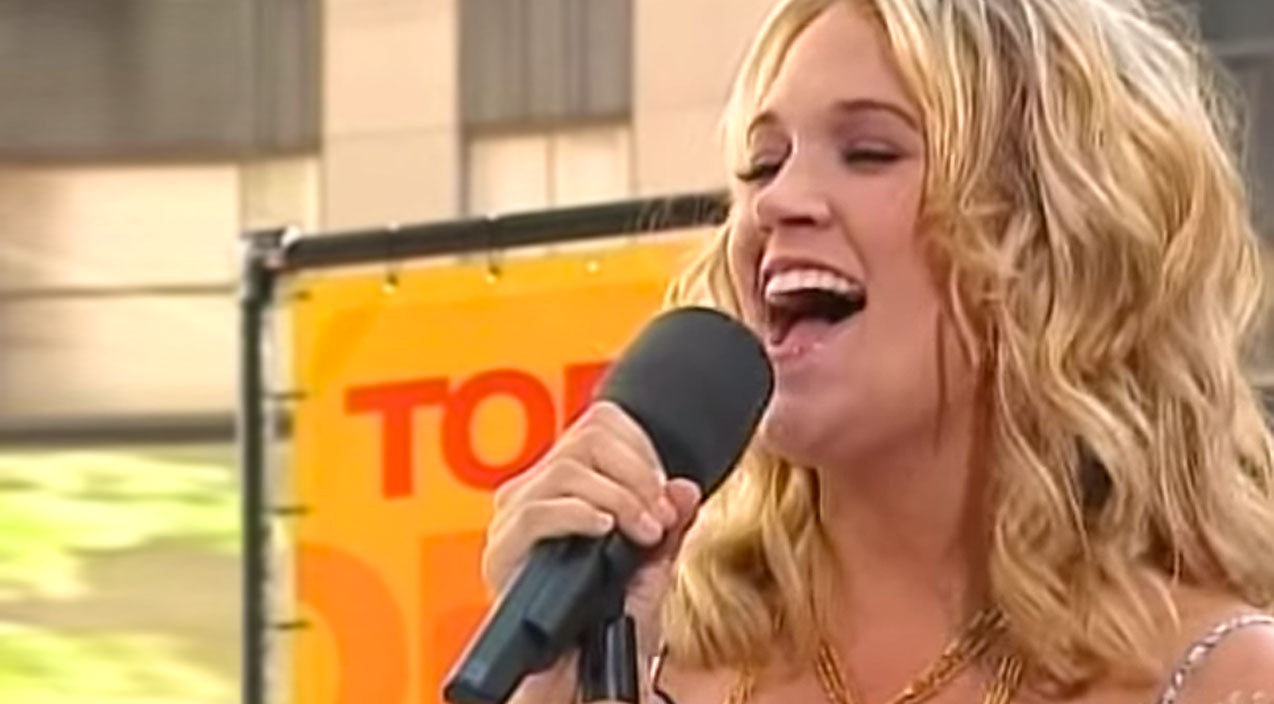 Martina mcbride Songs   Carrie Underwood Delivers High-Powered Cover Of Martina McBride's
