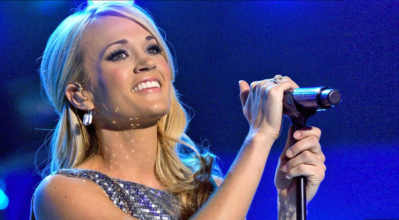 Carrie underwood Songs | You'll Never Guess Who Does Backup Vocals For Carrie Underwood's New Single! | Country Music Videos