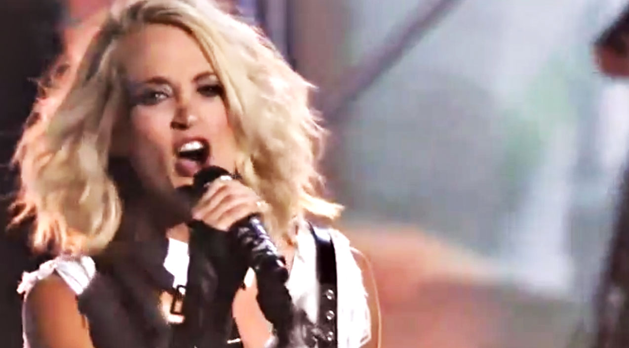 Modern country Songs | Carrie Underwood Gives Beyonce A Run For Her Money With Killer 'Dirty Laundry' Performance | Country Music Videos