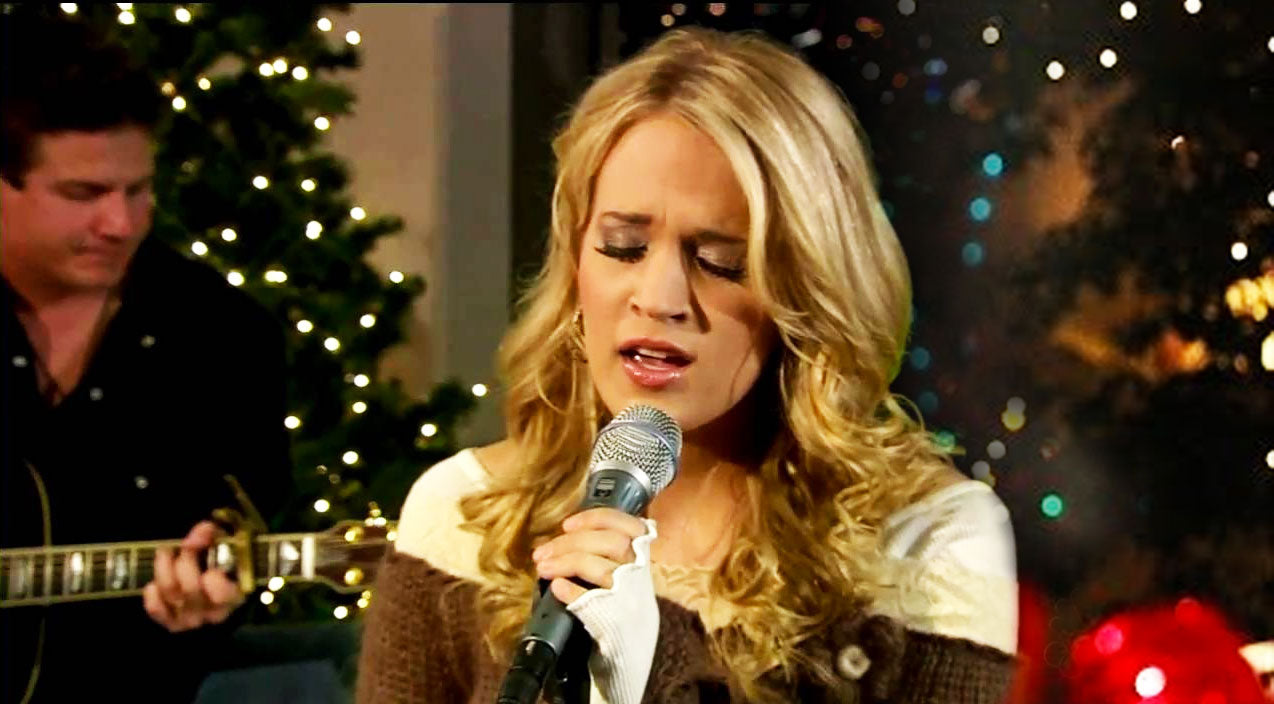 Modern country Songs | When Carrie Underwood Asks 'Do You Hear What I Hear?' The Crowd Falls Silent | Country Music Videos