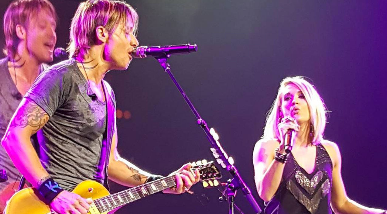 Tom petty Songs | Carrie Underwood & Keith Urban's Sensational Stevie Nicks Cover Will Leave You Begging For More | Country Music Videos