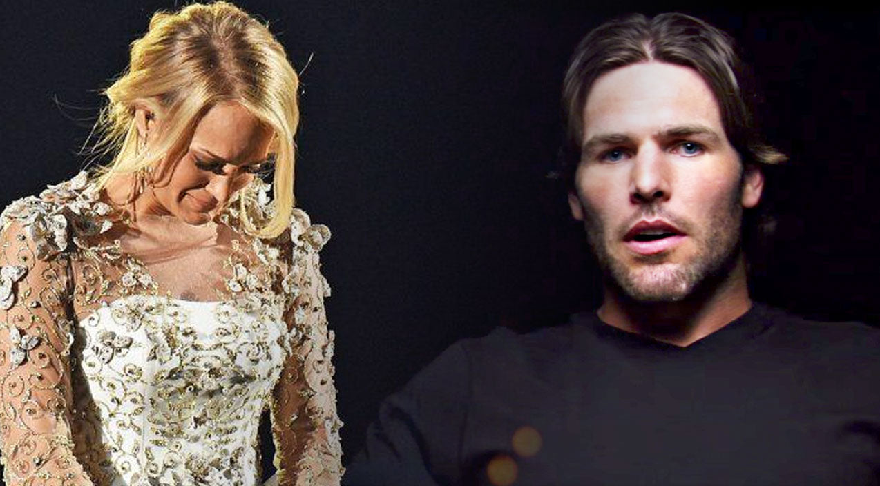 Mike fisher Songs | Mike Fisher Makes Powerful Statement After Carrie Underwood's Tearful CMA Performance | Country Music Videos