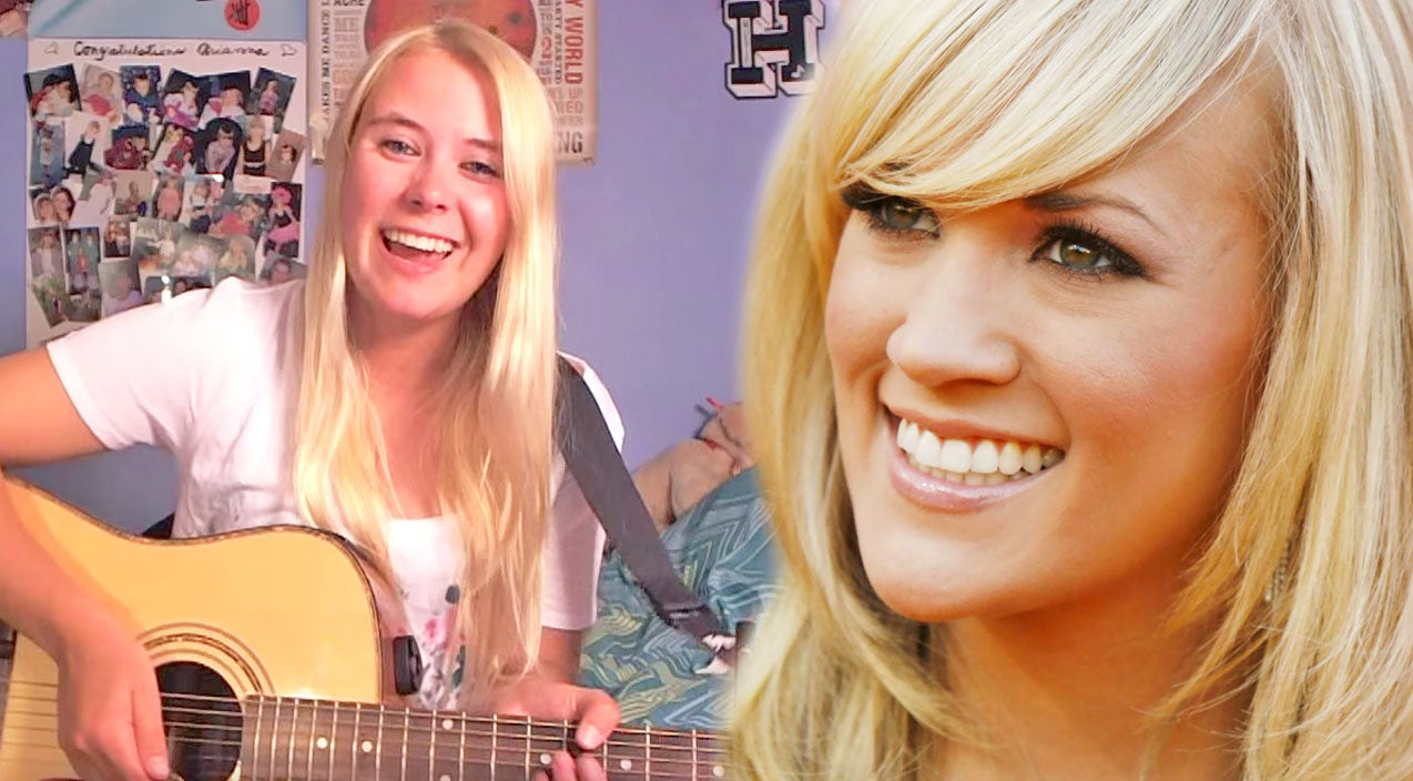 Carrie underwood Songs | Multi-Talented Teen Stuns With Carrie Underwood's 'Smoke Break' | Country Music Videos