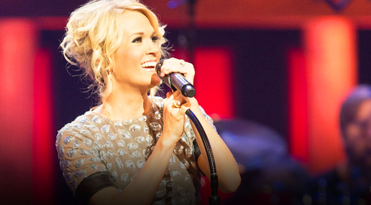 Carrie underwood Songs | Carrie Underwood Performs 'So Small' For Sold Out Grand Ole Opry | Country Music Videos