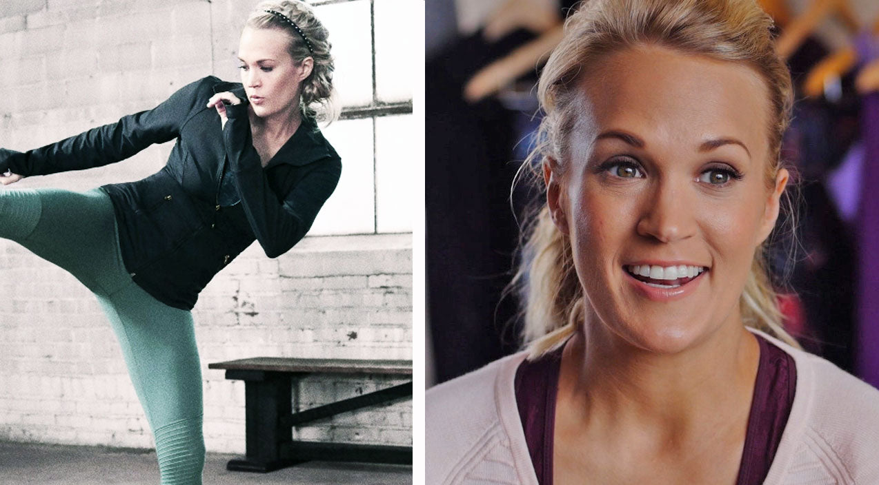 Modern country Songs | Carrie Underwood's Fitness Secrets Leaked | Country Music Videos
