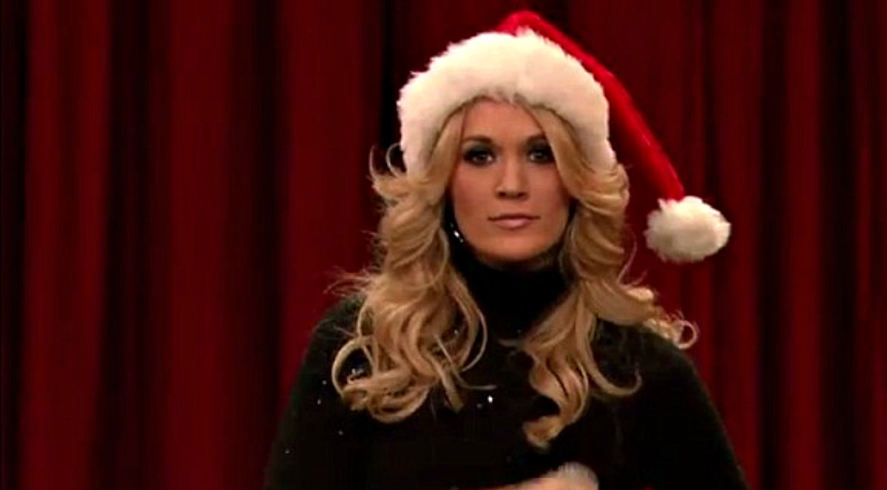 Carrie underwood Songs | Carrie Underwood & Son Share 'Sweet' New Christmas Tradition | Country Music Videos