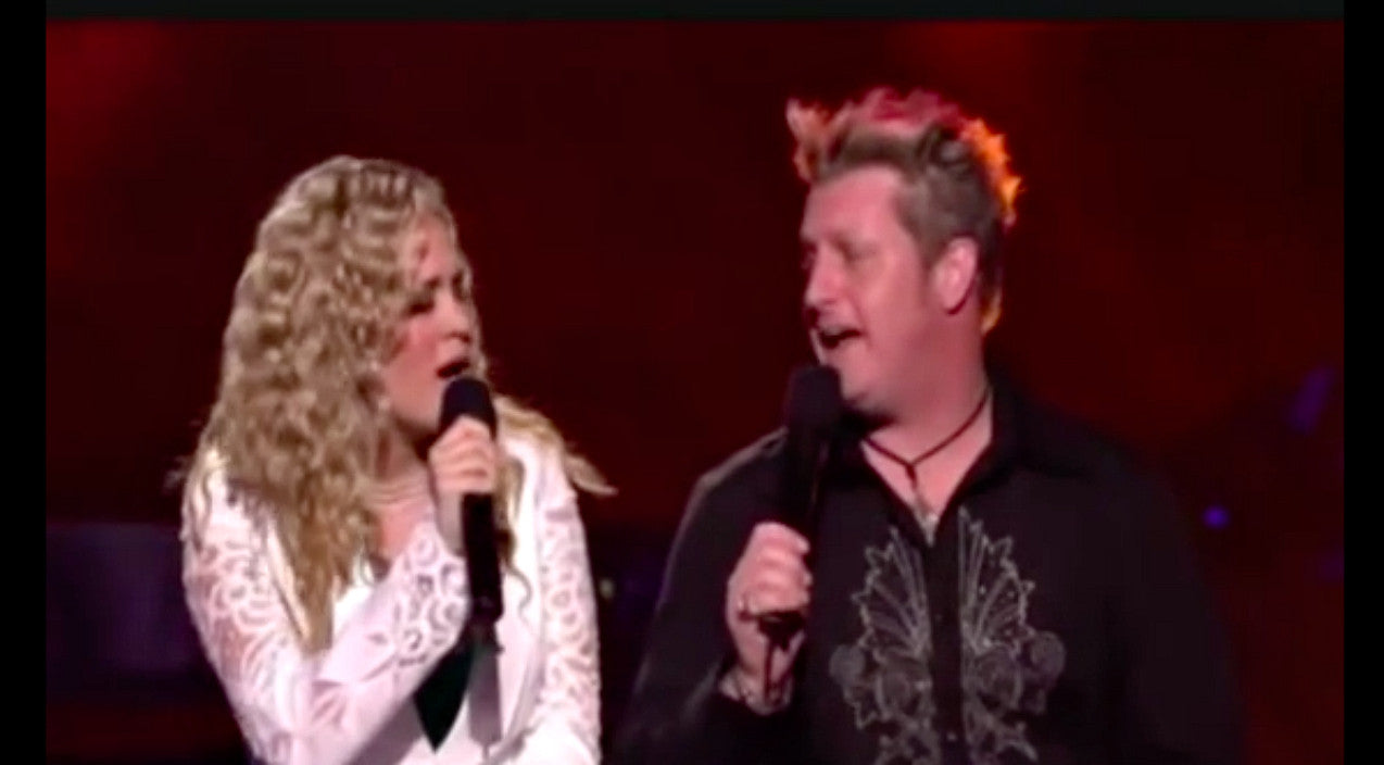 Rascal flatts Songs   Carrie Underwood & Rascal Flatts Deliver Flawless Performance Of
